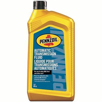 Pennzoil ATF 6x1 QT CARTON (207)