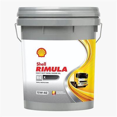 RIMULA R4 X 15W40 (5AG)