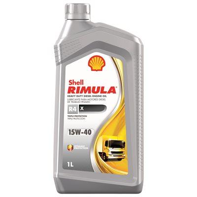 RIMULA R4 X 15W40 (209L)