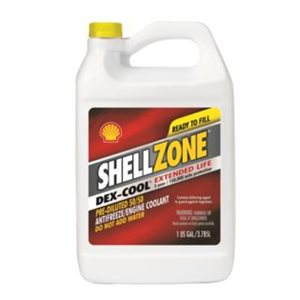 SHELL DEXCOOL ANTIFREEZE 50 / 50 (6x1AG)